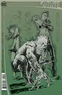 Future State Swamp Thing #1 Second Printing