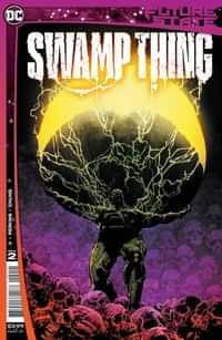 Future State Swamp Thing #2 CVR A Mike Perkins
