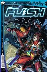 Future State The Flash #2 CVR A Brandon Peterson