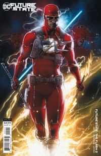 Future State The Flash #2 CVR B Cardstock Kaare Andrews
