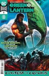 Green Lantern Season Two #11 CVR A Liam Sharp