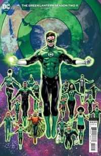 Green Lantern Season 2 #11 CVR B Phil Jimenez
