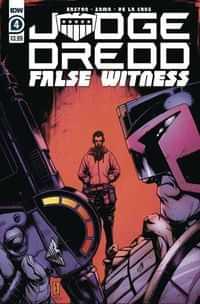 Judge Dredd False Witness #4