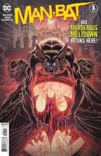 Man-Bat #1 CVR A Kyle Hotz