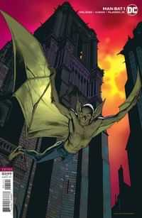 Man-Bat #1 CVR B Kevin Nowlan