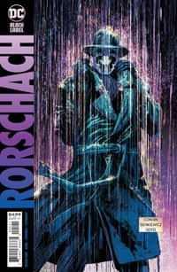 Rorschach #5 CVR B Denys Cowan and Bill Sienkiewicz