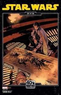 Star Wars #11 Variant Sprouse Empire Strikes Back