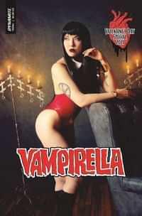 Vampirella Valentines Special CVR C Cosplay