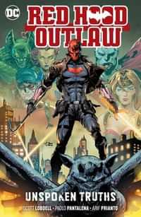Red Hood Outlaw TP Unspoken Truths