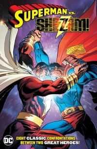 Superman Vs Shazam TP