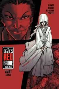 Devils Red Bride #5 CVR A Bivens
