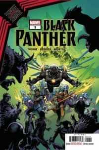King In Black Black Panther #1