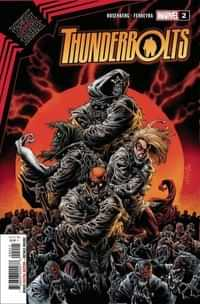 King In Black Thunderbolts #2