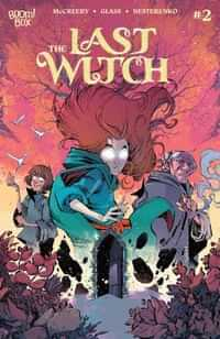Last Witch #2 CVR B Corona