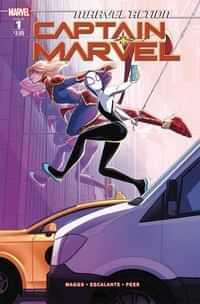 Marvel Action Captain Marvel 2020 #1