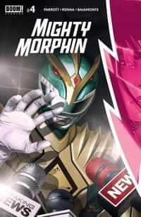 Mighty Morphin #4 CVR A
