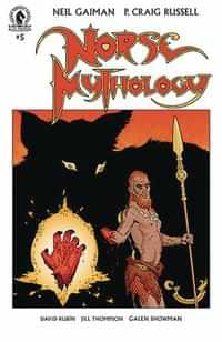 Neil Gaiman Norse Mythology #5 CVR A Russell