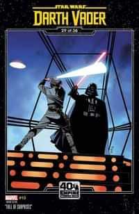 Star Wars Darth Vader #10 Variant Sprouse Empire Strikes Back