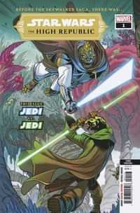 Star Wars High Republic #1 Third Printing