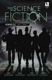 John Carpenters Tales Scifi Vortex 2 #8