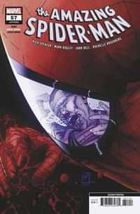 Amazing Spider-Man #57 Second Printing