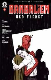 Barbalien Red Planet #4 C VR A