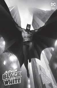 Batman Black And White #3 CVR A Joshua Middleton
