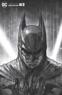 Batman Black And White #3 CVR B Sana Takeda
