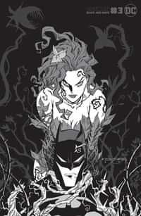 Batman Black And White #3 CVR C Khary Randolph Poison Ivy