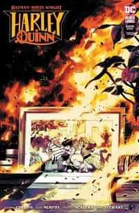 Batman White Knight Presents Harley Quinn #5 CVR B Matteo Scalera
