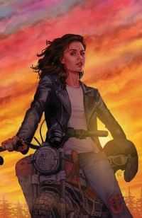 Buffy The Vampire Slayer Faith #1 Variant Foil Wada