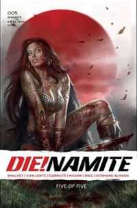 Die!namite #5 CVR A Parrillo