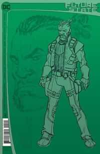 Future State Green Lantern #1 Second Printing