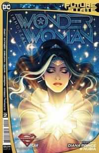 Future State Immortal Wonder Woman #2 CVR A Jen Bartel