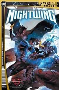 Future State Nightwing #2 CVR A Yasmine Putri