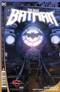 Future State The Next Batman #4 CVR A Ladronn