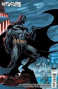 Future State The Next Batman #4 CVR B Cardstock Jim Lee and Scott Williams