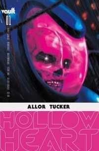 Hollow Heart #1 CVR A Tucker
