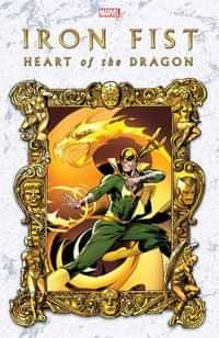 Iron Fist Heart Of Dragon #2 Variant Lupacchino MW