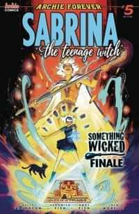 Sabrina Something Wicked #5 CVR A Veronica Fish