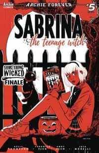 Sabrina Something Wicked #5 CVR C Andy Fish