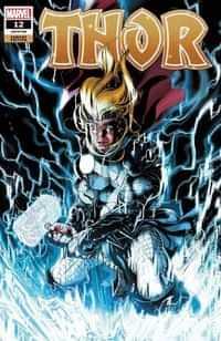 Thor #12 Variant Shaw