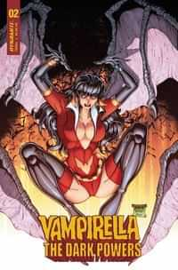 Vampirella Dark Powers #3 CVR C Robson