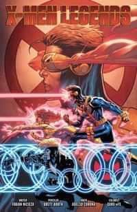 X-men Legends #1 Variant Gleason Stormbreakers