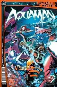 Future State Aquaman #2 CVR A Daniel Sampere