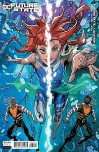 Future State Aquaman #2 CVR B Carstock Khary Randolph