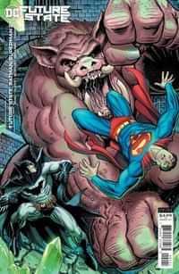 Future State Batman Superman #2 CVR B Cardstock Arthur Adams