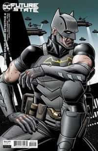 Future State Dark Detective #4 CVR B Cardstock Brian Bolland