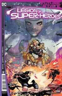 Future State Legion Of Super-heroes #2 CVR A Riley Rossmo
