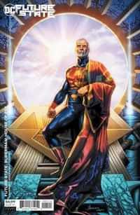 Future State Superman House Of El #1 One-Shot CVR B Cardstock Jay Anacleto